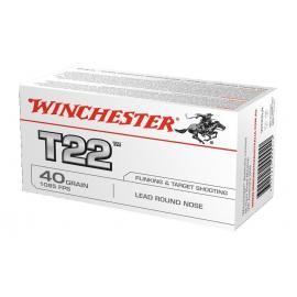 Winchester 22lr t22 40gr