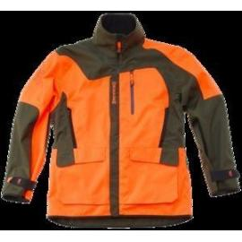 Parka browning tracker one orange green 2xl
